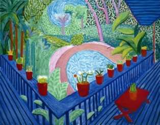 red_pots_in_the_garden_2000_1