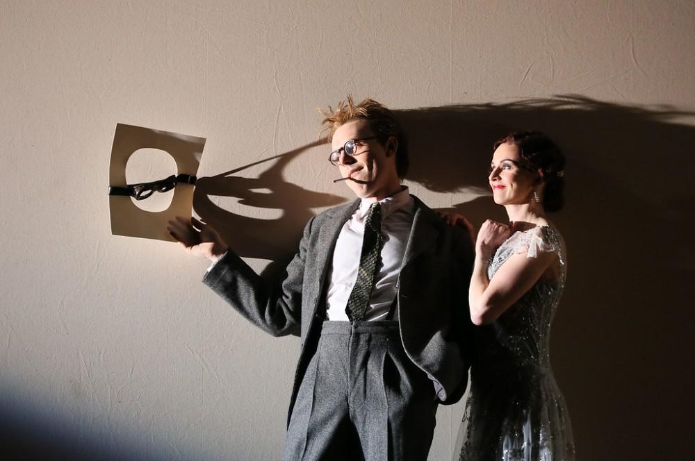 ENO Partenope Rupert Charlesworth and Sarah Tynan (4) (c) Donald Cooper-XL