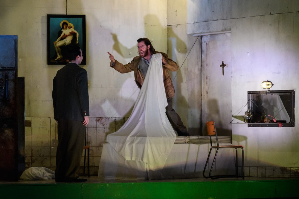 Rodelinde, English National Opera, London Coliseum, London, Britain - 24 Oct 2017