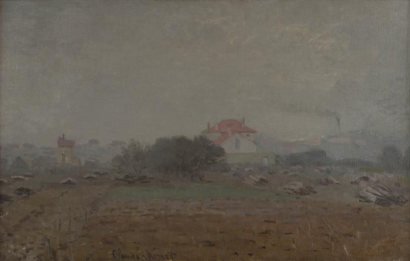 Effet de brouillard, 1872