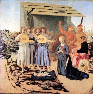 800px-Piero_della_Francesca_-_Nativity_-_WGA17620
