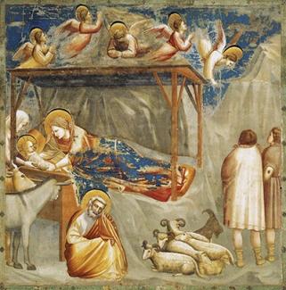 Nativity Giotto
